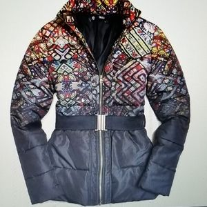 Desigual Multicolor Jacket